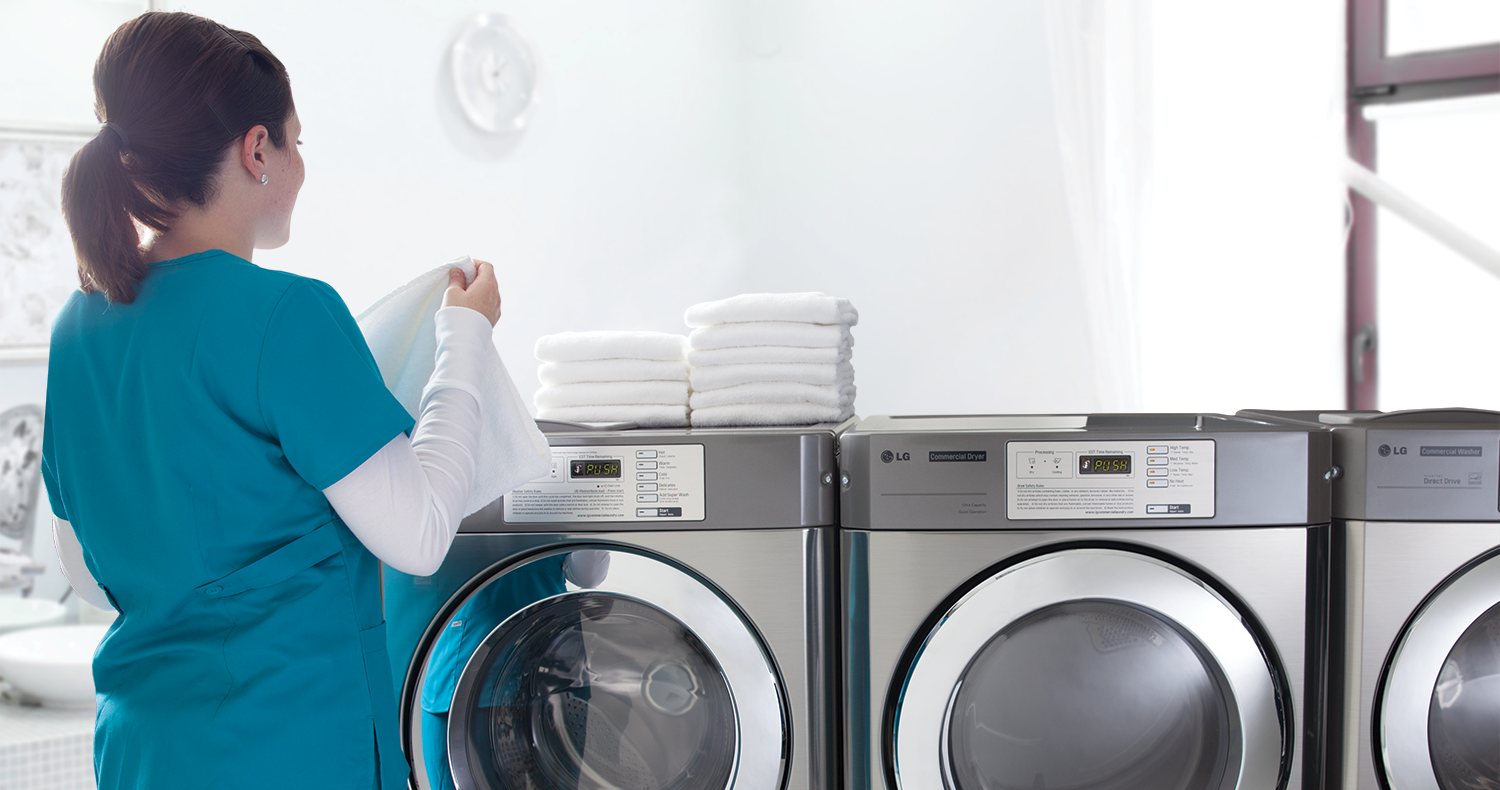 LG Commercial Laundry India - Commercial Laundry Equipment | LG